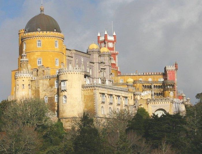 Замок Пенья, Синтра