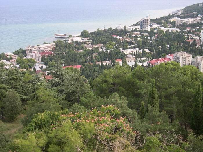 Крымские горы, Ялта