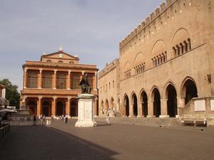 Piazza Cavour, Rimini
