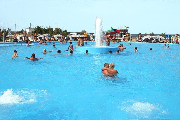 Зурбаган, большой бассейн