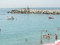 Амальфи, пляж