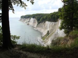 Меловые скалы Рюгена