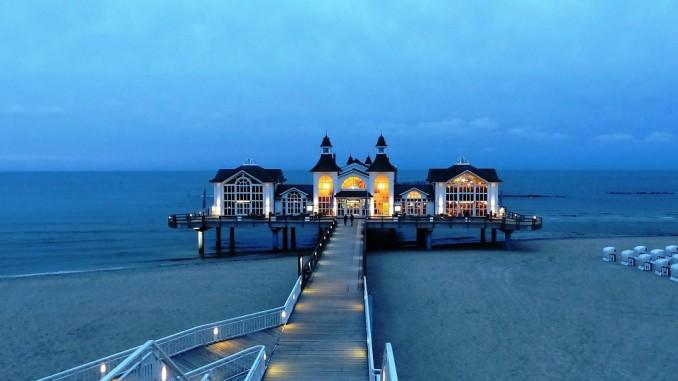 Остров Рюген, Германия