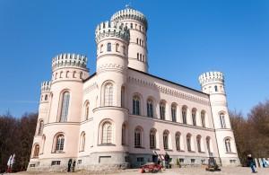 Замок Границ, Рюген
