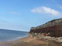 Ханстантон - меловые скалы