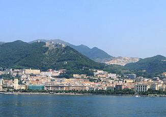 Панорама Салерно