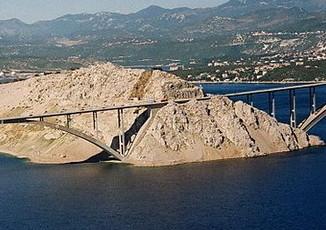 Крк, мост