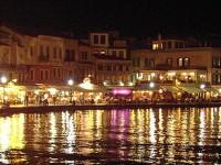 Крит, набережная Ханьи