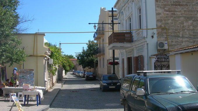 Евпатория, старый город