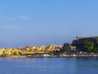 Корфу-сити, остров Корфу