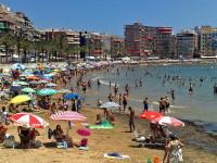 Торревьеха, пляж