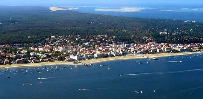 Аркашон, Франция, фото фото PA / Wikimedia Commons