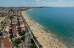 Пляжи Салоу