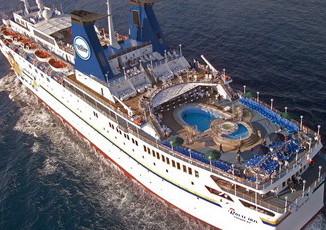 """Лайнер """"Князь Владимир"""", фото cruisemapper.com"""