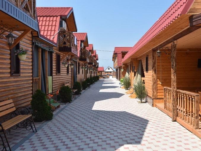 Гостевой дом АрНа в Голубицкой