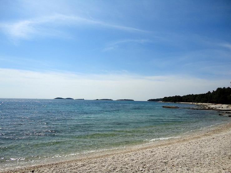 Ровиньские пляжи