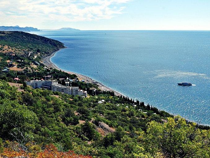 Канака, Черное море, Крым, фото Krishtal Aleksandr