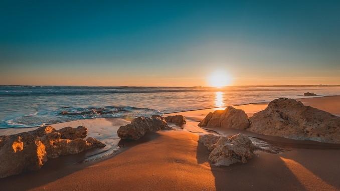 Португалия: пляж и море