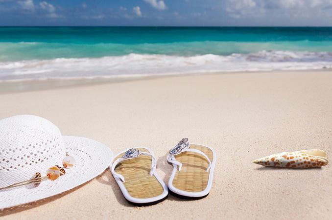 Пляж, море