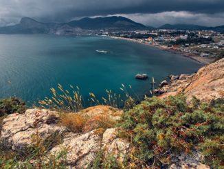 Судак,Крым