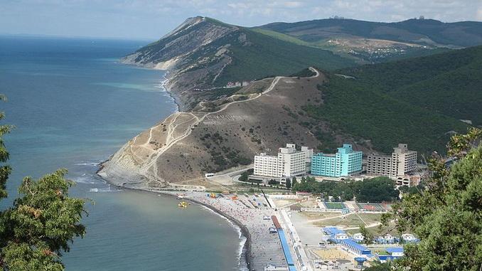 Сукко, Россия