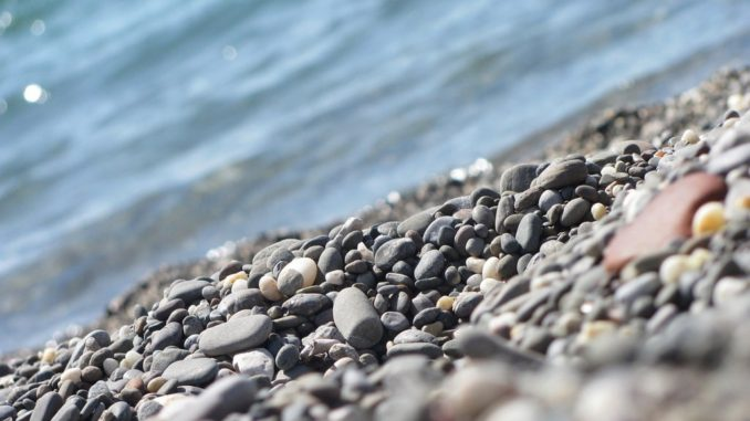Ялта, пляж