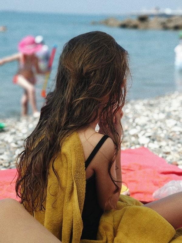 Туапсе, пляж