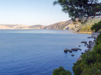 Крым, природа