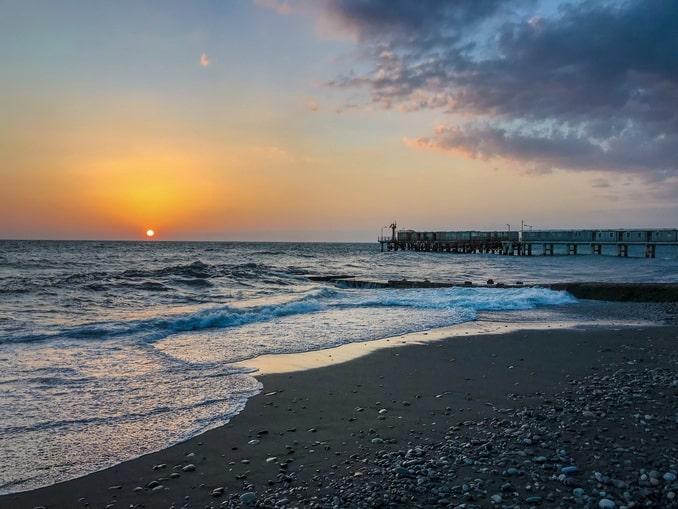 Сочи, море