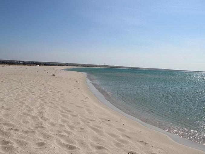 Пляж Оленевки фото Vadim Indeikin