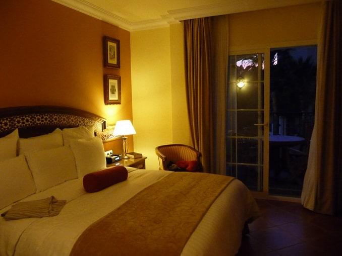 Номер в гостинице, Крым