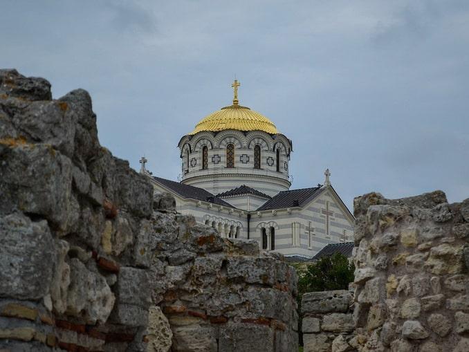Севастополь - Херсонес и Владимирский собор