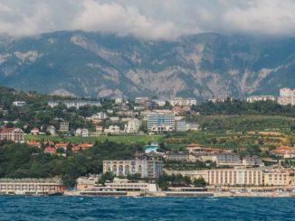 Ялта в июне, Крым