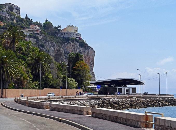Граница Италии и Франции