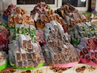 Восточные сладости, Крым