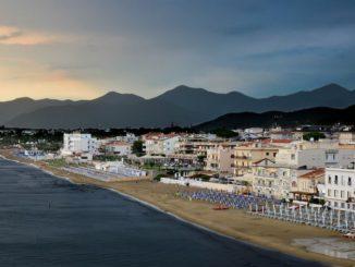 Итальянский курорт