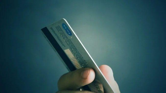 Пластиковая банковская карта