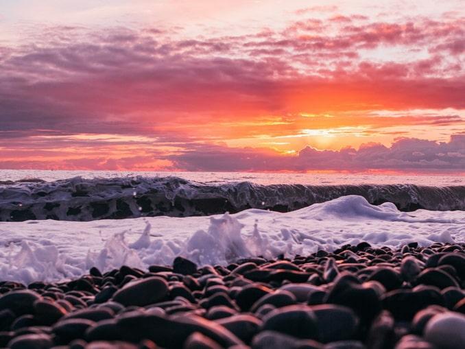 Имеретинский пляж в Сочи
