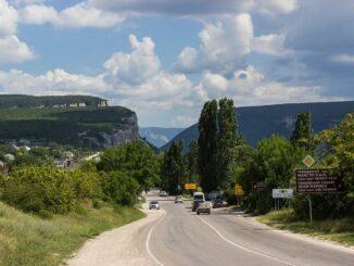 Дорога - как арендовать авто в Крыму