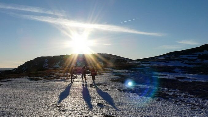 Погода в Крыму зимой часто стоит ясная, фото Alreadyexist / Wikimedia Commons