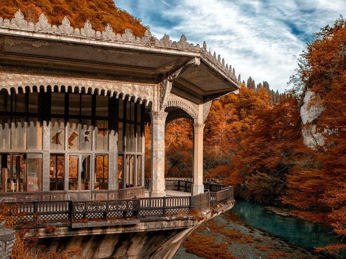 """""""Золотая осень"""" - какова погода в Абхазии в октябре?"""