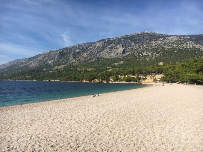 Брач - сюда стоит поехать на море в Хорватии